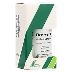 TIRO CYL L Ho-Len-Complex Tropfen 50 Milliliter N1
