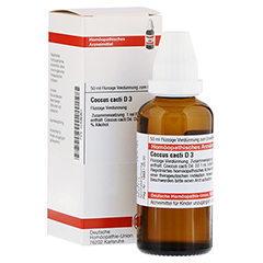 COCCUS cacti D 3 Dilution 50 Milliliter N1