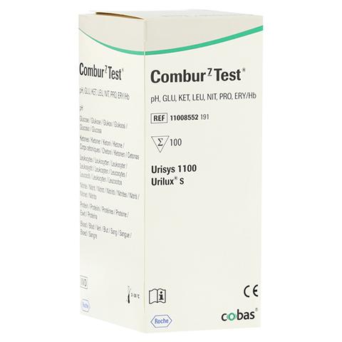 COMBUR 7 Test Teststreifen 100 Stück