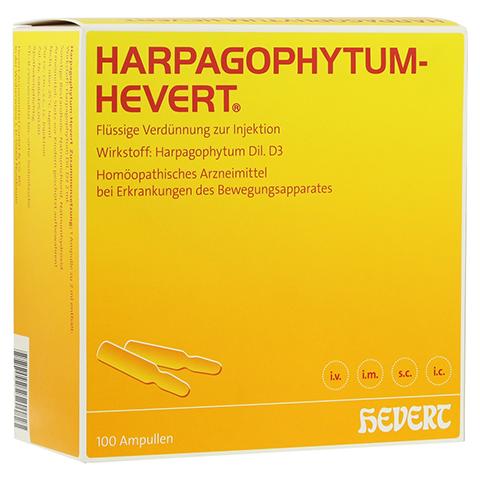HARPAGOPHYTUM HEVERT Ampullen 100 Stück N3