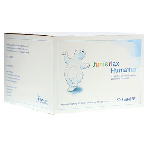 Juniorlax Humanus 50x6.9 Gramm N3