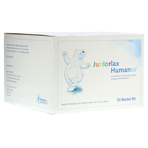 Juniorlax 50x6.9 Gramm N3