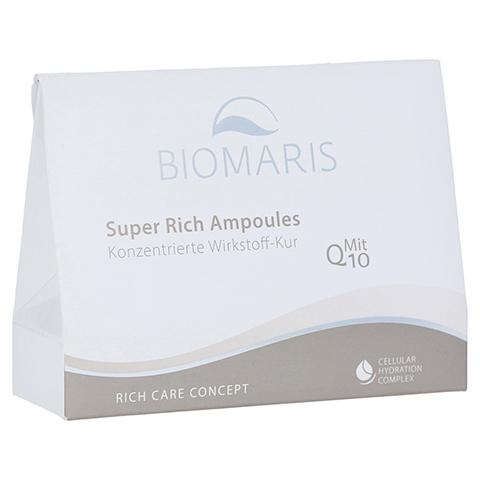 BIOMARIS super rich Ampoules 30 Milliliter