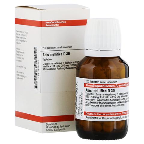 APIS MELLIFICA D 30 Tabletten 200 Stück