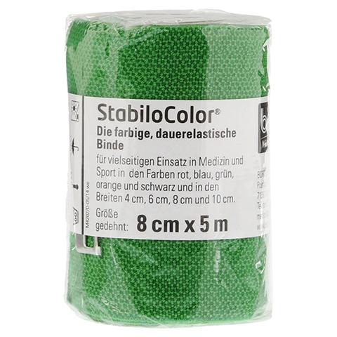 BORT StabiloColor Binde 8 cm grün 1 Stück
