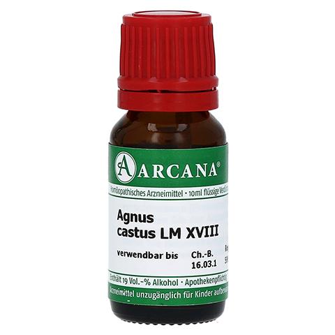 AGNUS CASTUS LM 18 Dilution 10 Milliliter N1