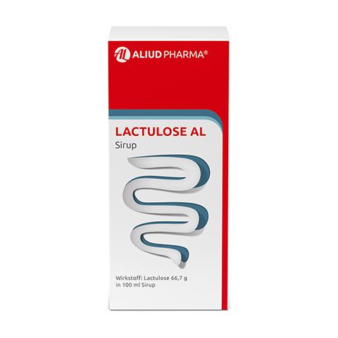 Lactulose AL 500 Milliliter N2