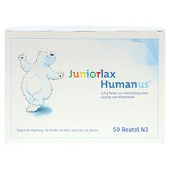 Juniorlax 50x6.9 Gramm N3 - Vorderseite