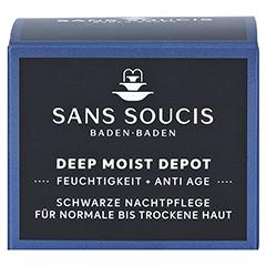 SANS SOUCIS MOISTURE Deep Moist Depot Sleeping Beauty 50 Milliliter - Vorderseite