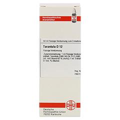 TARANTULA D 12 Dilution 50 Milliliter N1 - Vorderseite