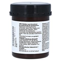 SCHÜSSLER Nr.6 Kalium sulfuricum D 6 Tabletten 1000 Stück - Linke Seite