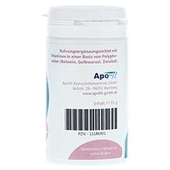 RESVERATROL+CURCUMIN+Quercetin+Vitamine Kapseln 60 Stück - Linke Seite
