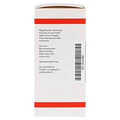 SPONGIA D 10 Tabletten 200 Stück N2 - Linke Seite
