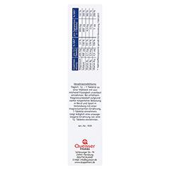 Doppelherz aktiv Magnesium 400 mg + B1 + B6 + B12 + Folsäure 60 Stück - Linke Seite