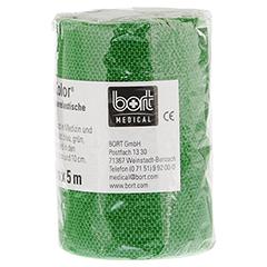 BORT StabiloColor Binde 8 cm grün 1 Stück - Linke Seite