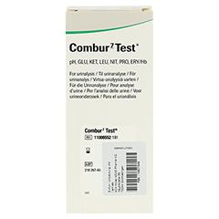 COMBUR 7 Test Teststreifen 100 Stück - Rechte Seite