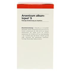 ARSENICUM ALBUM INJEEL S Ampullen 100 Stück N3 - Rechte Seite