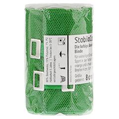 BORT StabiloColor Binde 8 cm grün 1 Stück - Rechte Seite