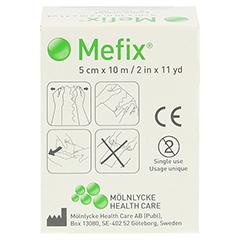 MEFIX Fixiervlies 5 cmx10 m 1 Stück - Rückseite