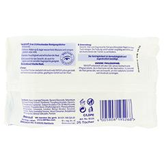NIVEA VISAGE erfrischende Reinigungstücher 25 Stück - Rückseite