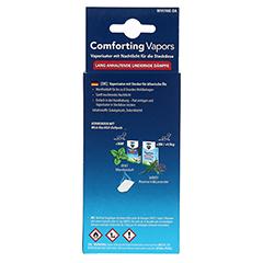 WICK Comfort. Vapors Vapo Stecker 1 Packung - Rückseite