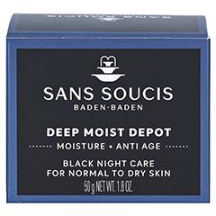 SANS SOUCIS MOISTURE Deep Moist Depot Sleeping Beauty 50 Milliliter - Rückseite