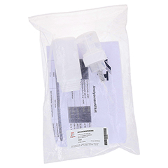 SCHAUMSPENDER weiß inkl.Verschlusskappe 100 ml 1 Stück - Rückseite