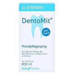 dentomit Q10 direkt Spray 30 Milliliter - Vorderseite