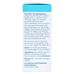 dentomit Q10 direkt Spray 30 Milliliter - Linke Seite