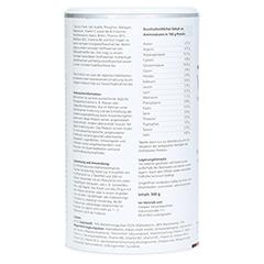 medpex Vitalkost Doppelpack Vanille u. Schokolade 2x500 Gramm - Unterseite