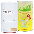 Vitalkost Kennenlern-Set: Almased + medpex Vitalkost 2x500 Gramm