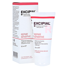 EXCIPIAL Repair Sensitive Creme 50 Milliliter