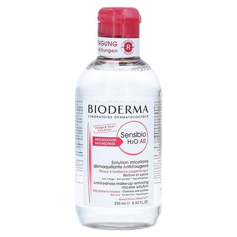 Bioderma Sensibio H2O AR Lösung 250 Milliliter