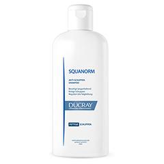 DUCRAY SQUANORM fettige Schuppen Shampoo 200 Milliliter