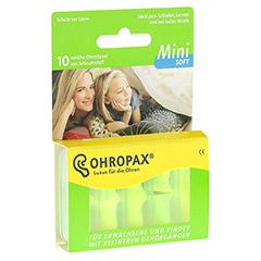 OHROPAX mini soft Schaumstoff Stöpsel 10 Stück