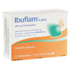Ibuflam-Lysin 400mg 12 Stück N1