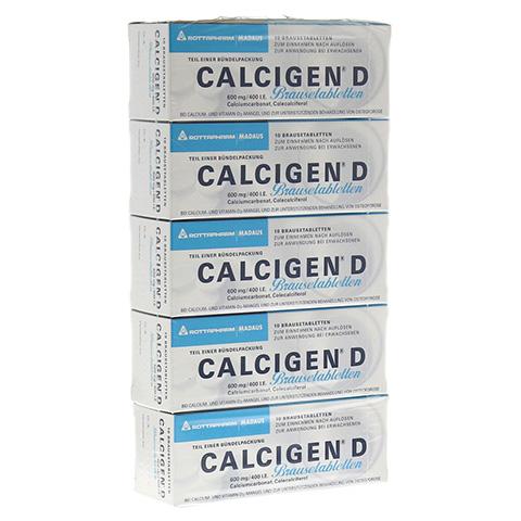 CALCIGEN D 600mg/400I.E. 50 Stück N2