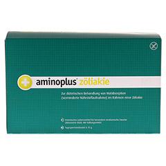 AMINOPLUS zöliakie Beutel 30 Stück - Vorderseite