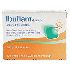 Ibuflam-Lysin 400mg 12 Stück N1 - Vorderseite