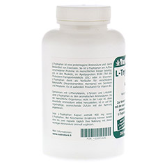 L-TRYPTOPHAN 400 mg Kapseln 200 Stück - Linke Seite