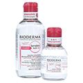 BIODERMA Sensibio H2O AR Lösung + gratis BIODERMA Mizellen Reinigungslösung 250 Milliliter