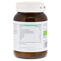 KOKOSÖL kalt gepresst kba Lebensmittelqualität 250 Milliliter - Rückseite