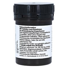 SCHÜSSLER Nr.17 Manganum sulfuricum D 6 Tabletten 400 Stück - Linke Seite