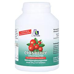 Avitale Cranberry 120 Stück