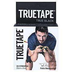 TRUETAPE Athlete Edition Precut schwarz 1 Stück - Vorderseite