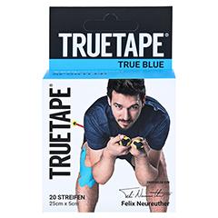 TRUETAPE Athlete Edition Precut blau 1 Stück - Vorderseite