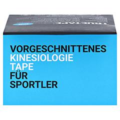 TRUETAPE Athlete Edition Precut blau 1 Stück - Oberseite