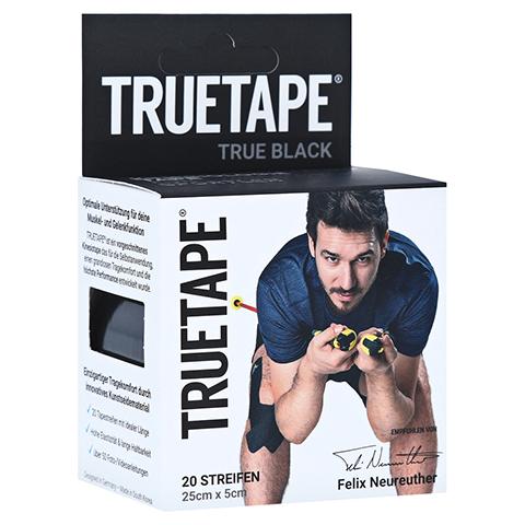 TRUETAPE Athlete Edition Precut schwarz 1 Stück
