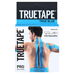 TRUETAPE Athlete Edition Pro blau 1 Stück - Vorderseite
