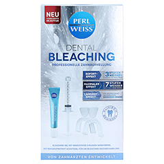 PERLWEISS Dental Bleaching Kombipackung 2x10 Milliliter - Vorderseite
